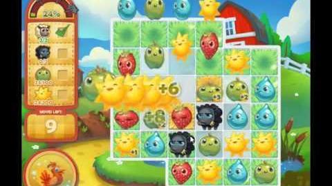 Farm Heroes Saga Level 1135