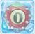 Strawberry bomb 0 under ice