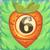Carrot bomb 6 on grass