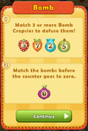 Bomb rule