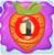 Carrot bomb 1 on slime