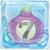 Onion bomb 7 under ice