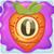 Carrot bomb 0 on slime