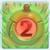 Apple bomb 2 on grass