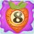 Carrot bomb 8 on slime