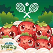Strawberry Tennis