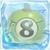 Apple bomb 8 under ice