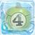 Apple bomb 4 under ice
