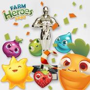 Cropsies at Oscars 2016