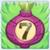 Onion bomb 7 on grass