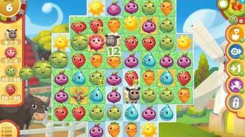 Farm Heroes Saga Level 1156