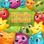 Cropsies on Tour introduction