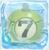 Apple bomb 7 under ice
