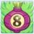 Onion bomb 8 on grass