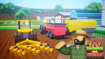 Farming Simulator On Roblox Farming And Friends Wiki Fandom