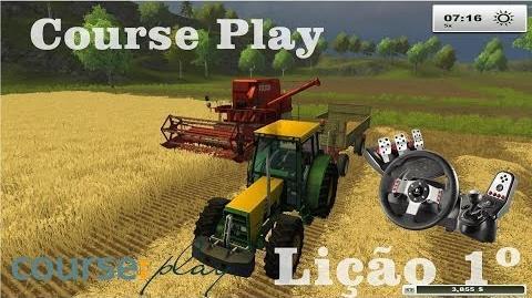 Farming Simulator 2013 CoursePlay 01