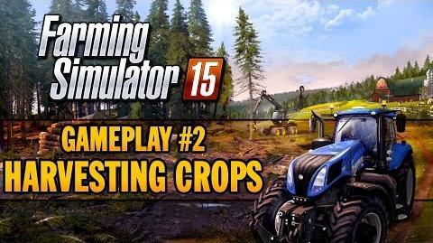 Farming Simulator 15 - Gameplay Teaser 2