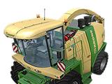 Krone Big X 1100 (Farming Simulator 15)