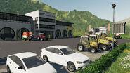 Kraft Landmaschinen AG