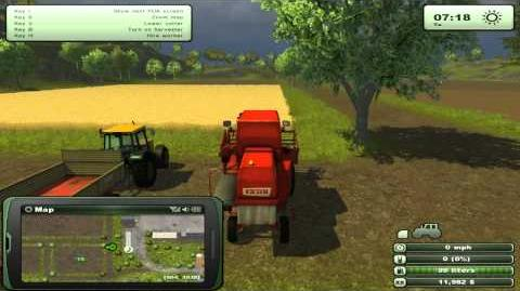 Farming Simulator - Episode 1 - How To Get Started!