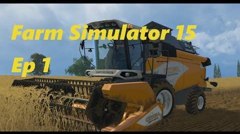 Farming Simulator 15 Let's Play Ep 1