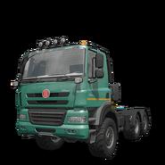Tatra PHOENIX 6x6 Agro-Truck