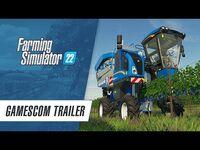 Farming Simulator 22- First Gameplay Trailer