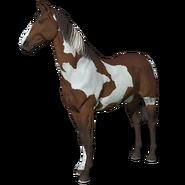 FS19 Animal-HorsePinto