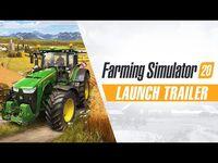 Farming Simulator 20 - Launch Trailer