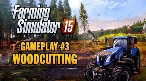 Farming Simulator 15 - Gameplay Teaser 3