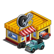 Mechanic Shop-icon
