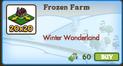 Frozen Farm 20x20 Market Info