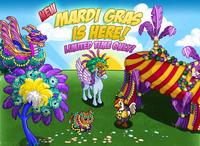 Mardi Gras Event (2013) Loading Screen
