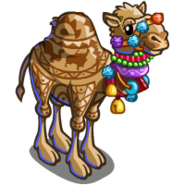 Traditional Camel-icon