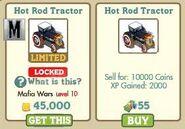 Mafia war tractor