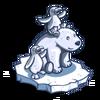 White Animals-icon
