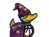 Wizard Duck
