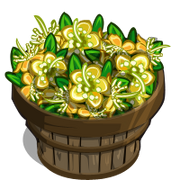 Yellow Myrtle Flower Bushel-icon.png