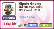 Hippie Gnome Market Info (August 2012)