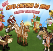 Cafe Culture Event (2013) Loading Screen