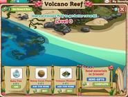 Hawaiian Paradise Volcano Reef Inside Building Material Requirements