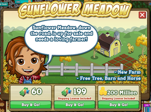 Sunflower Meadows Buy Message-2