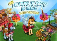 Evening in Paris Event-Loading