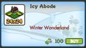 Icy Abode 24x24 Market Info