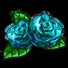 Aquamarine Rose-icon