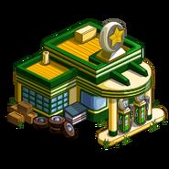 Corner Gas Station-icon