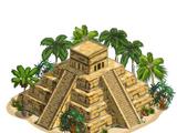 Egyptian Ziggurat