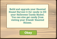 Haunted House first entrance
