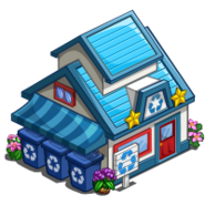 Recycling Center-icon