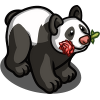 Romantic Panda-icon